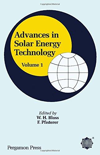 9780080343150: Advances in Solar Energy Technology, Vol. 4 1987