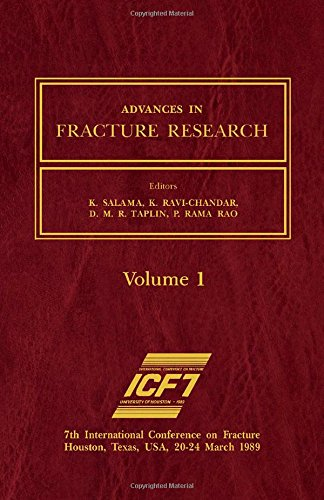 9780080343419: Advances in Fracture Research