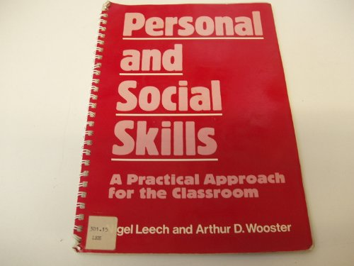 9780080343617: Personal and Social Skills: A Practical Approach for the Classroom