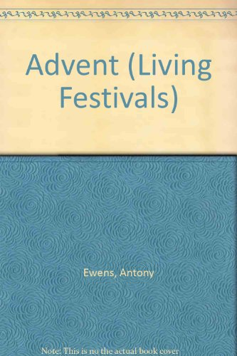 9780080343730: Advent (Living Festivals)