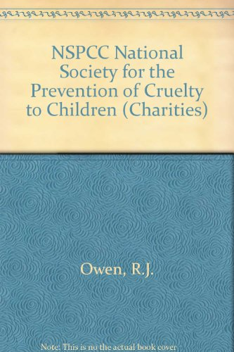 9780080343808: NSPCC National Society for the Prevention of Cruelty to Children (Charities)