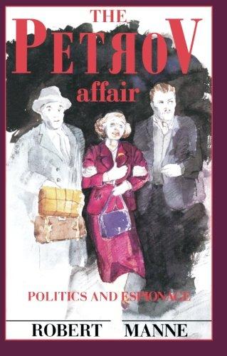 9780080344256: The Petrov Affair: Politics and Espionage