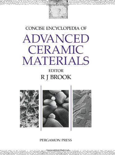 9780080347202 Concise Encyclopedia Of Advanced Ceramic