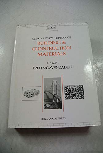 9780080347288: Concise Encyclopedia of Building & Construction Materials