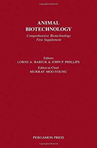 9780080347301: Animal Biotechnology
