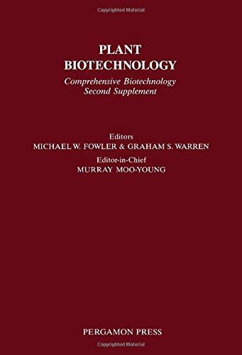 9780080347318: Plant Biotechnology (Plant biotechnology supplement series)
