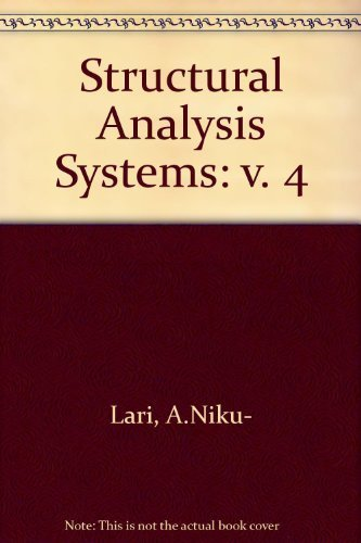9780080349183: Structural Analysis Systems: v. 4
