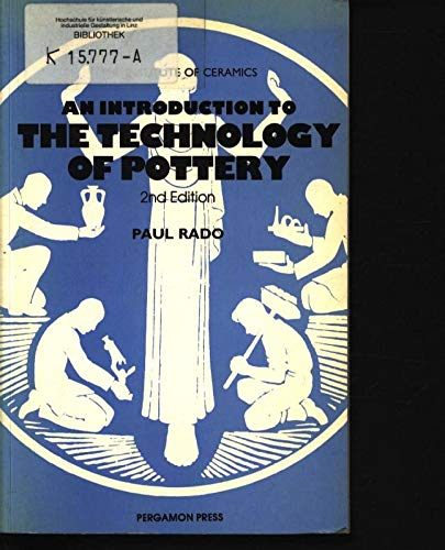 9780080349329: Introduction to the Technology of Pottery, An (Institute of Ceramics textbook series)