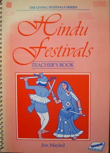9780080350950: Hindu Festivals: Tchrs' (Living Festivals)