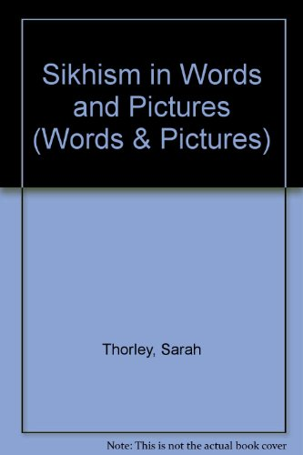 9780080351025: Sikhism in Words and Pictures (Words & Pictures)