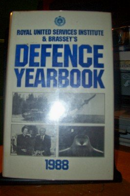 9780080358154: R. U. S. I. and Brassey's Defence Year Book 1988