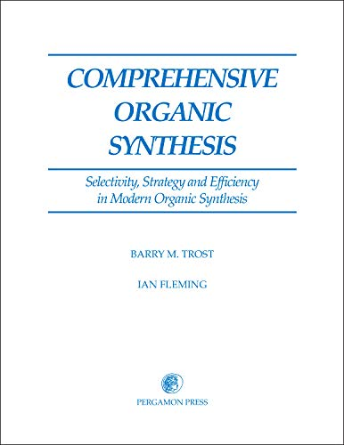 9780080359298: Comprehensive Organic Synthesis