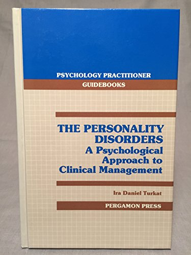 9780080361246: Personality Disorders (PSYCHOLOGY PRACTITIONER GUIDEBOOKS)