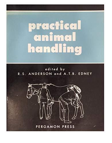 9780080361529: Practical Animal Handling (Pergamon Veterinary Handbook)