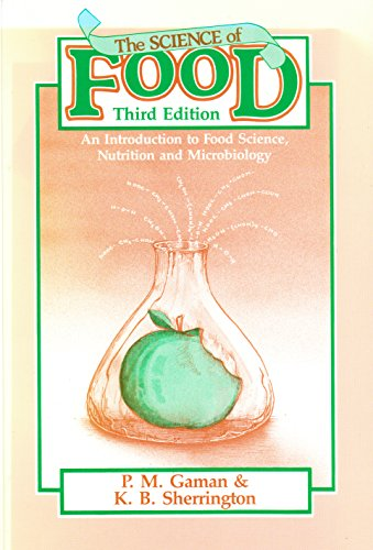 9780080361567: The Science of Food, Third Edition: An Introduction to Food Science, Nutrition and Microbiology
