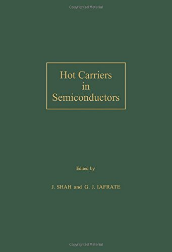 9780080362373: Hot Carriers in Semiconductors. Proceedings of the Fifth International Conference 20-24 july 1987. Boston