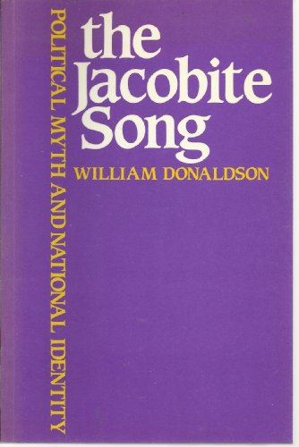 9780080364056: The Jacobite Song: Political Myth and National Identity