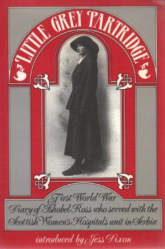 9780080364193: Little Grey Partridge: First World War Diary of Ishobel Ross