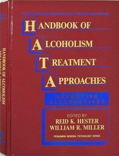 9780080364285: Handbook of Alcoholism Treatment Approaches (Effective Alternatives)