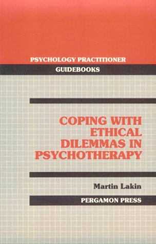 9780080364506: Coping with Ethical Dilemmas
