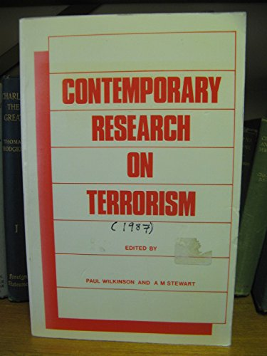 9780080366005: Contemporary Research on Terrorism