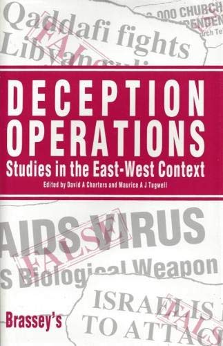 9780080367064: Deception Operations: Studies in the East-West Context