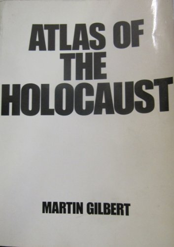 9780080367613: Atlas of the Holocaust