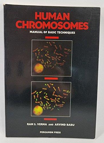 9780080368399: Human Chromosomes: A Manual of Basic Techniques