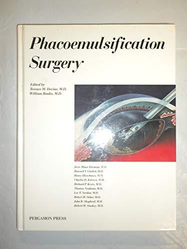 9780080368405: Phacoemulsification Surgery