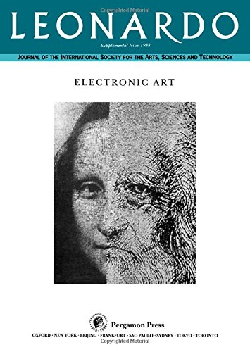 9780080369785: Electronic Art: Supplement Issue to Leonardo