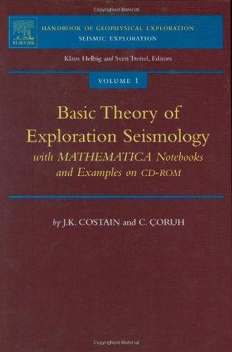 9780080370194: Basic Theory in Reflection Seismology, Volume 1: with MATHEMATICA Notebooks and Examples on CD-ROM (Handbook of Geophysical Exploration: Seismic Exploration)