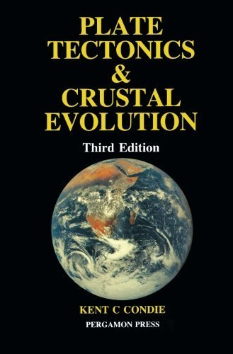 9780080370286: Plate Tectonics and Crustal Evolution: Map