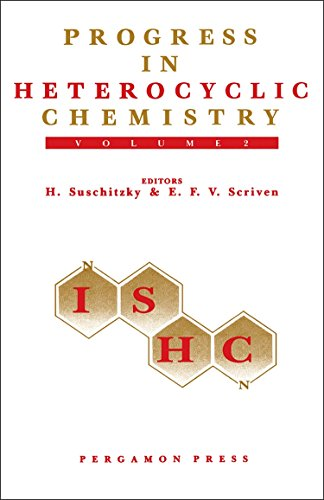 9780080370699: Progress in Heterocyclic Chemistry: A Critical Review of the 1989 Literature Preceded by One Chapter on a Current Heterocyclic Topic