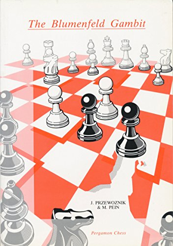 9780080371337: The Blumenfeld Gambit (Cadogan Chess Books)