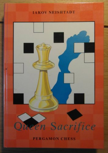 9780080371375: Queen Sacrifice (Pergamon Russian Chess)