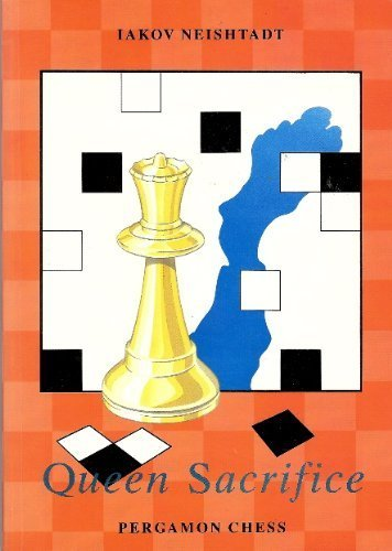 9780080371580: Queen Sacrifice (Pergamon Russian Chess Series)