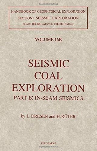 9780080372266: Seismic Coal Exploration: Part B : In-Seam Seismics