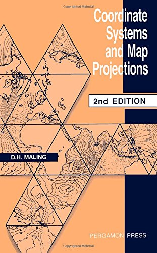 9780080372341: Coordinate Systems and Map Projections