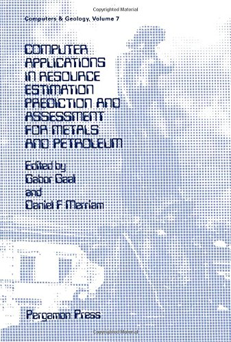 9780080372457: Computer Applications in Resource Estimation