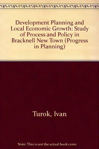 9780080373652: Development Planning and Local Economic Growth