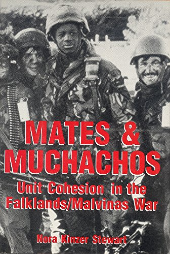9780080374390: Mates and Muchachos: Unit Cohesion in the Falklands/Malvinas War