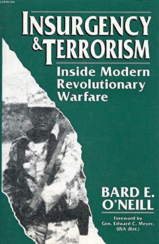 9780080374567: Insurgency and Terrorism: Inside Modern Revolutionary Warfare
