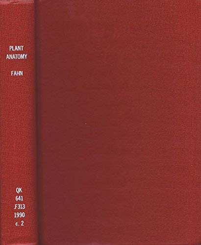 9780080374901: Plant Anatomy, Fourth Edition