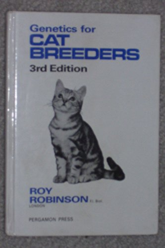 9780080375069: Genetics for Cat Breeders