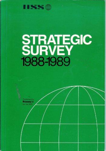 9780080375564: Strategic Survey, 1988-89