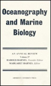 9780080377186: Oceanography And Marine Biology