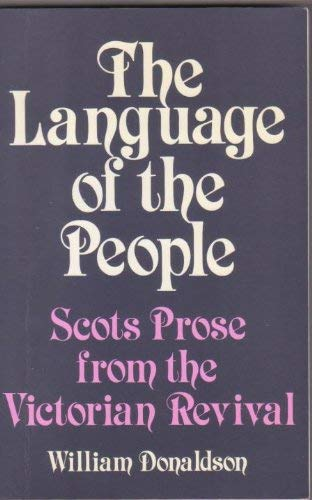 9780080377315: The Language of the People