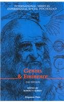 9780080377650: Genius and Eminence (International Series in Social Psychology)