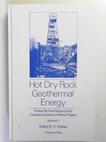 Hot Dry Rock: Geothermal Energy : Phase: Parker, R. H.