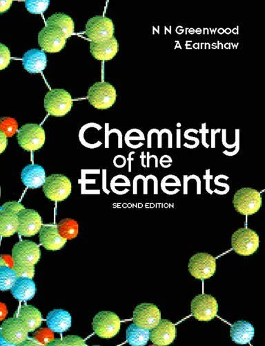 9780080379401: Chemistry of the Elements